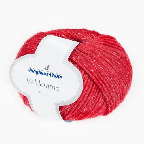 Junghans-Wolle Valderamo von Junghans-Wolle, Rot