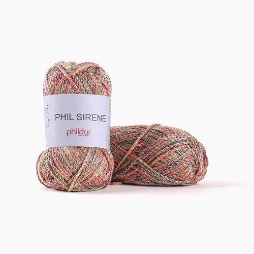 phildar Phil Sirene von phildar, Arlequin