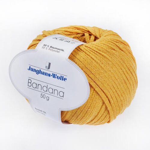 Junghans-Wolle Bandana von Junghans-Wolle, Gelb