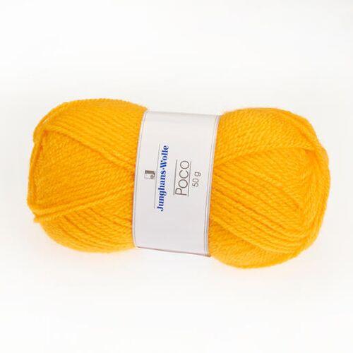 Junghans-Wolle Poco von Junghans-Wolle, Gelb