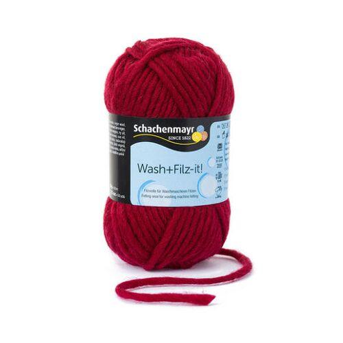 Schachenmayr Wash+Filz-it! von Schachenmayr, Ruby