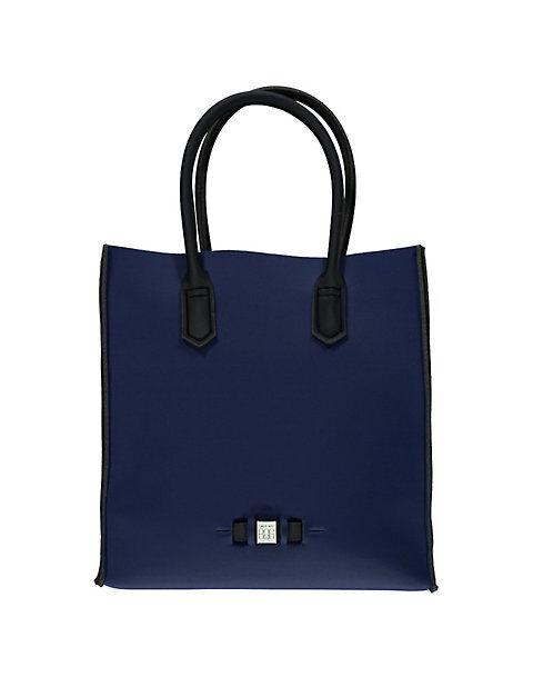 Deerberg Damen Tasche Le Sac blau