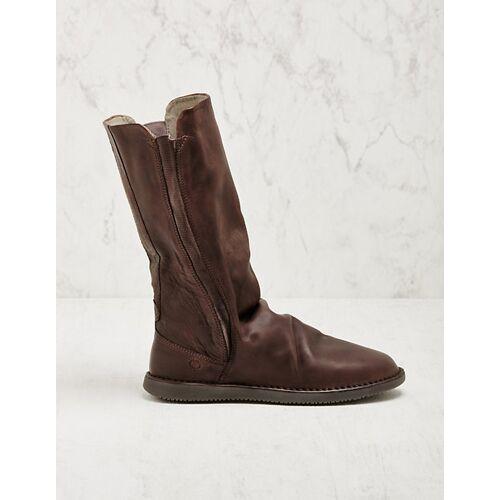 Softinos Damen Stiefel Teya braun Boots