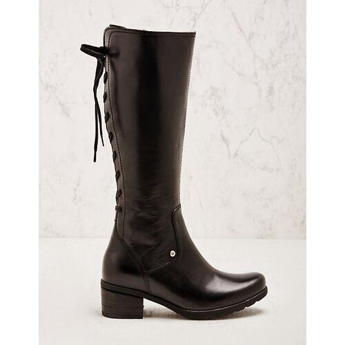Wolky Damen Stiefel Seoul schwarz Boots
