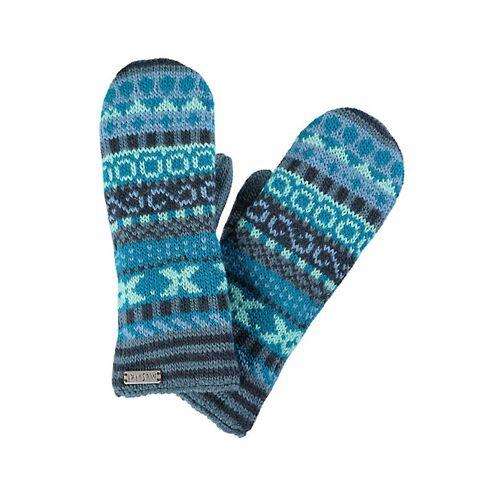 Deerberg Damen Handschuhe Samaan blau