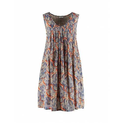 Deerberg Damen Kleid Aleta bunt - auch in Übergrößen