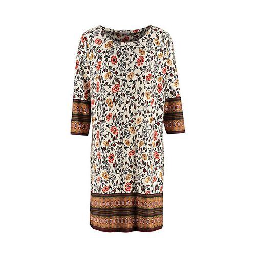 Deerberg Damen Jersey-Kleid Jorid bunt - auch in Übergrößen