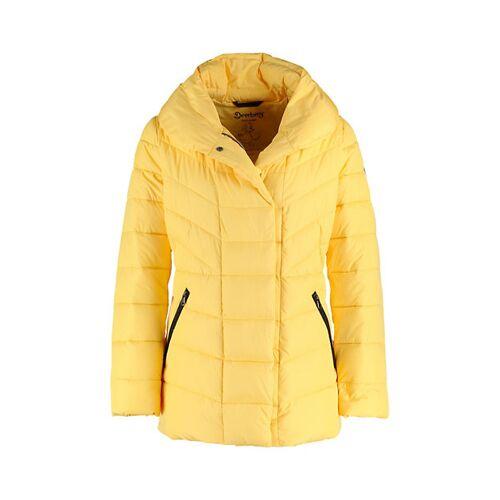 Deerberg Damen Outdoor-Jacke Laxmi gelb Trekkingjacke - auch in Übergrößen
