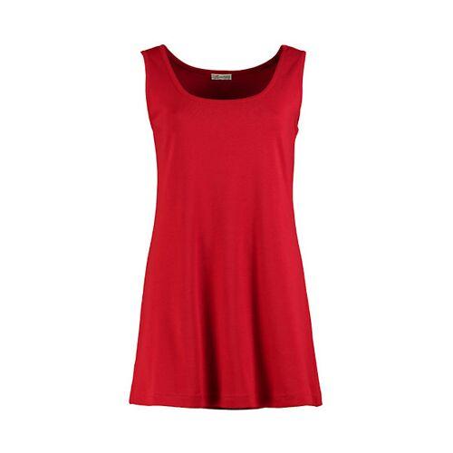 Deerberg Damen Jersey-Top Emi rot - auch in Übergrößen