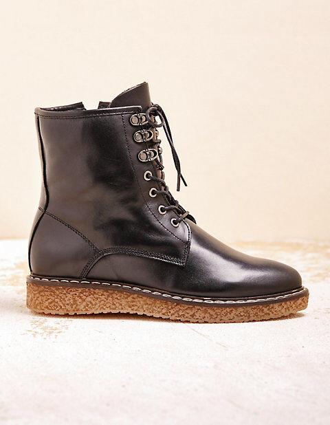 Deerberg Damen Stiefeletten Kelissa schwarz Boots