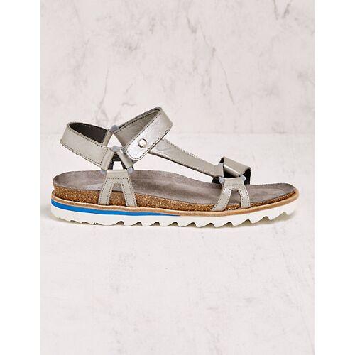 Wolky Damen Sandalen Abeni silber sandaletten