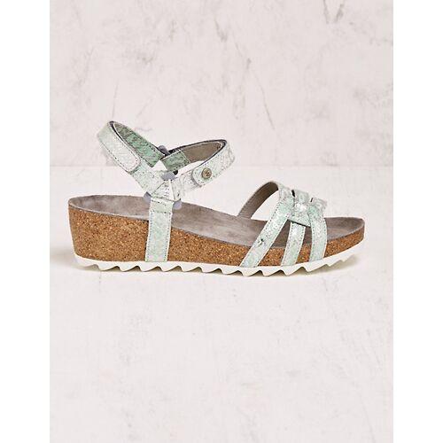 Wolky Damen Sandalen Heidje mint sandaletten
