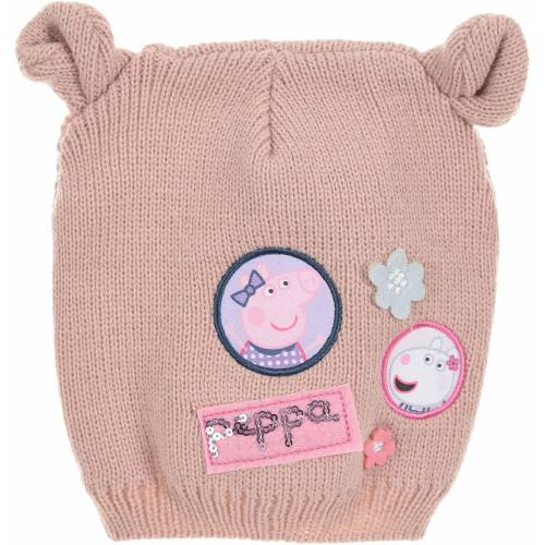 Peppa Wutz Peppa Pig Mütze, Pink 52