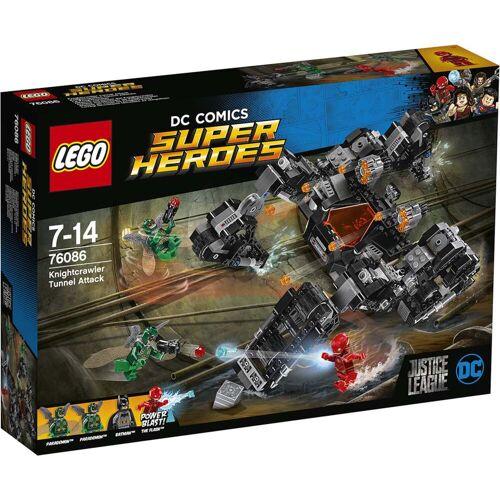 Lego Super Heroes 76086 Knightcrawlers Tunnel-Attacke