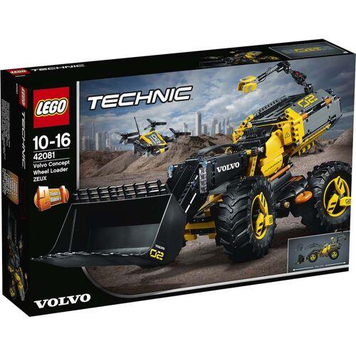 Lego Technic 42081 Volvo Radlader ZEUX