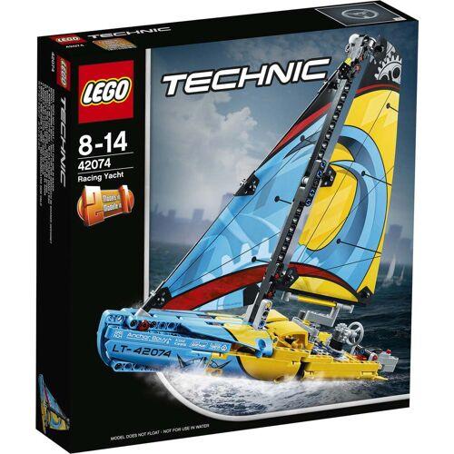 Lego Technic 42074 Rennyacht