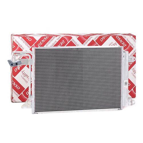 DENSO Klimakondensator VW,AUDI,SKODA DCN32032 Kondensator,Klimakühler,Kondensator Klimaanlage,Kondensator, Klimaanlage