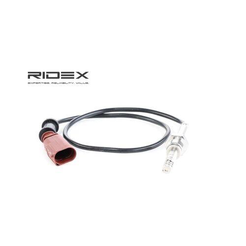 RIDEX Sensor, Abgastemperatur VW 3938E0013