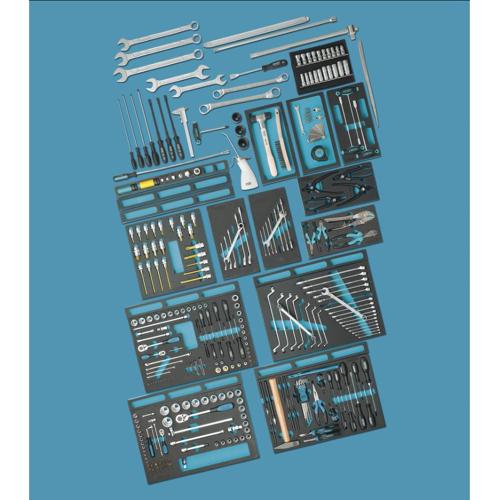 YATO Werkzeugset  YT-38872 Werkzeugsatz,Steckschlüsselsatz,Werkzeug Set,Werkzeug Kit