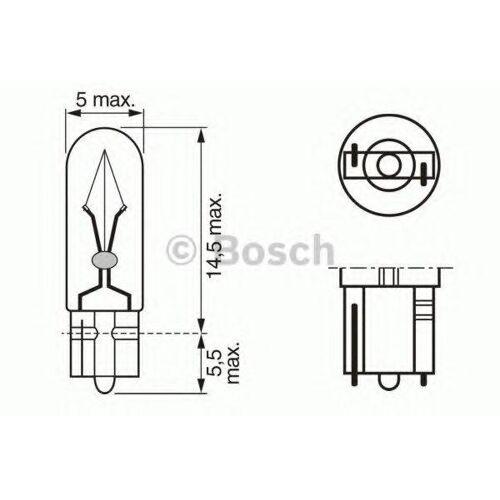 Bosch Glühbirnen  1 987 302 504 Glühbirne,Birnen,Birne