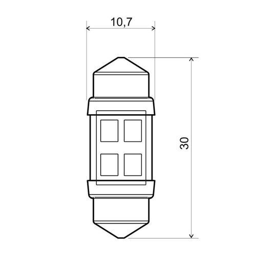 RMS Glühbirnen  24 651 0585 Glühbirne,Birnen,Birne