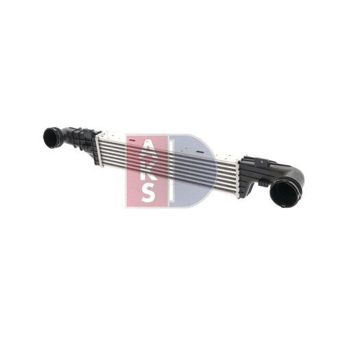 AKS DASIS Intercooler MERCEDES-BENZ 127160N 2105001400,2105002000,A2105001400  A2105002000