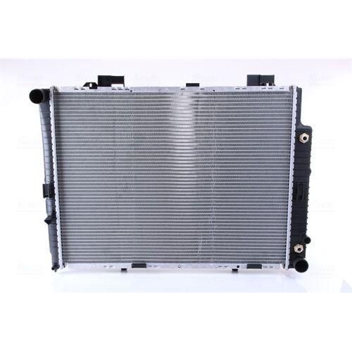 NISSENS Wasserkühler MERCEDES-BENZ 62608A 2105004503,2105004603,2105005203 Motorkühler,Kühler Motorkühlung,Kühler 2105005303,2105006003,2105006103
