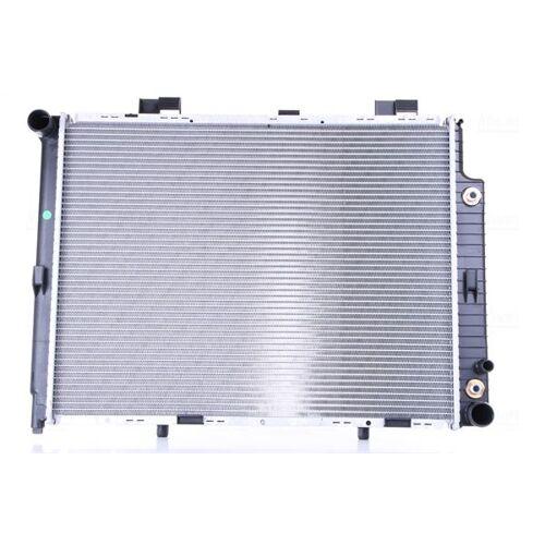NISSENS Wasserkühler MERCEDES-BENZ 62691A 2105000803,2105002703,2105002803 Motorkühler,Kühler Motorkühlung,Kühler 2105002903,2105003003,2105007103