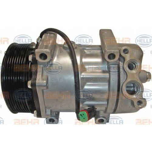 HELLA Kompressor  8FK 351 134-821 Klimakompressor,Klimaanlage Kompressor