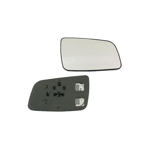 TYC Außenspiegelglas BMW 303-0083-1 Spiegelglas,Spiegelglas, Außenspiegel