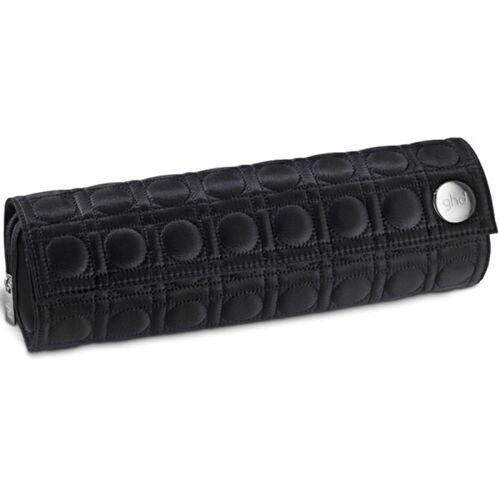 ghd Styler Hitzeschutzetui mit Hitzeschutzmatte schwarz