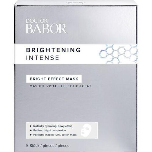 DOCTOR BABOR Bright Effect Mask 5 Stk. Tuchmaske