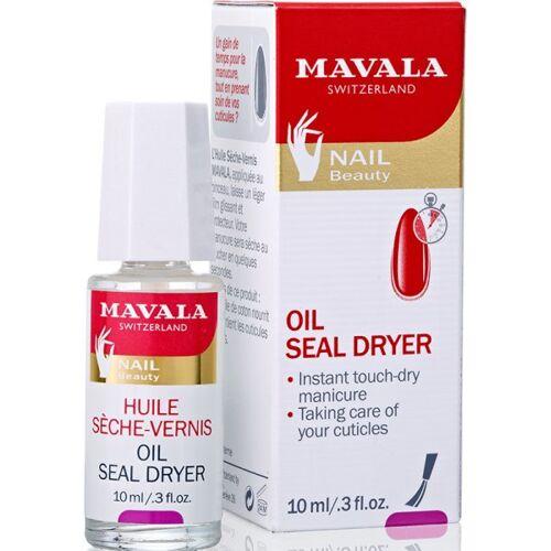 Mavala Oil Seal Dryer Nagellackschnelltrockner mit Öl 10 ml Nagellack