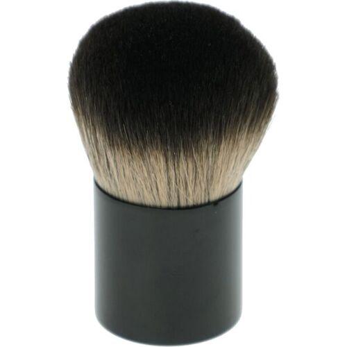 Fantasia Kabuki-Pinsel, schwarz Toray-Haar, Höhe 7 cm, Ø 3cm Friseurz