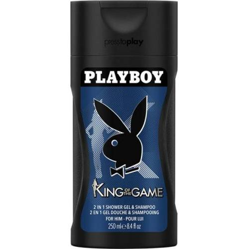 Playboy King of the Game Shower Gel 250 ml Duschgel