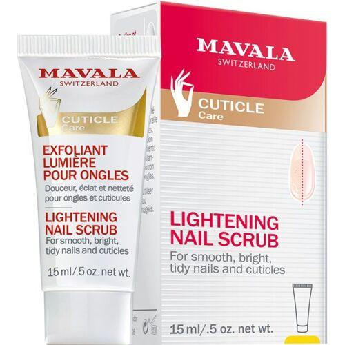 Mavala Aufhellende Nagel-Peeling-Maske 15 ml