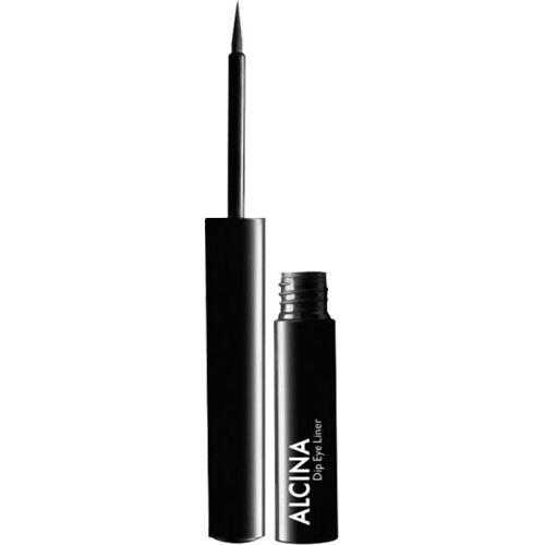 Alcina Dip Eye Liner Black 5 ml Eyeliner