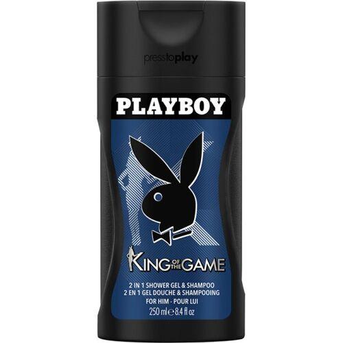 Playboy King of the Game Shower Gel 250 ml Duschgel
