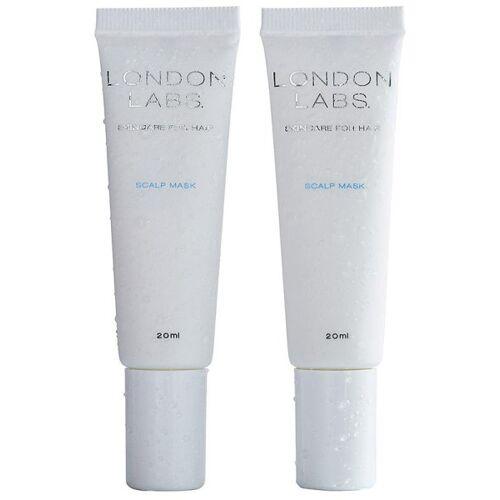 London Labs Scalp Mask Duo 2 X 20 ml Kopfhautpflege
