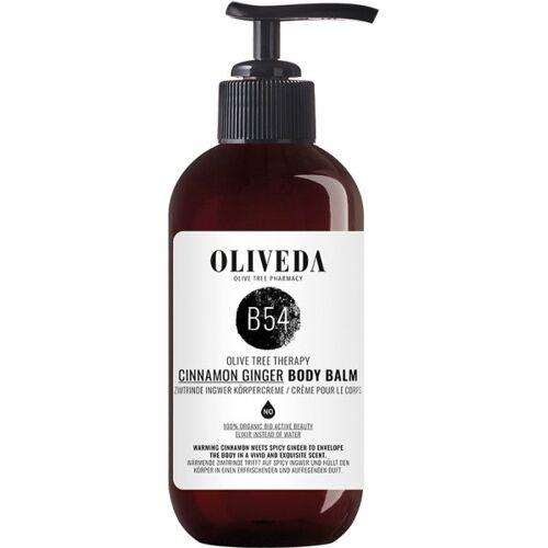 Oliveda B54 Körperbalsam Zimtrinde Ingwer - Relaxing 250 ml