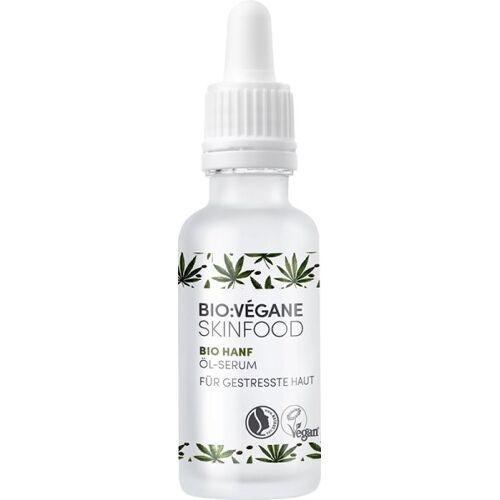 Bio:Végane Skinfood Bio:Végane Skinfood Bio Hanf Öl-Serum 30 ml Gesichtsöl