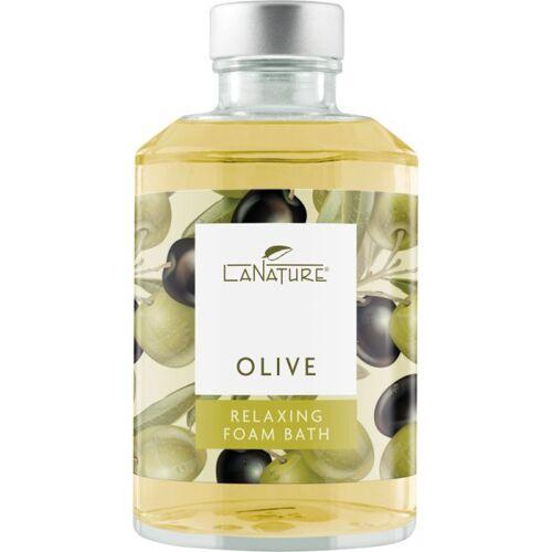 LaNature Schaumbad Olive 250 ml Badeschaum