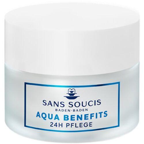 Sans Soucis Moisture Aqua Benefits 24h Pflege 50 ml Gesichtscreme