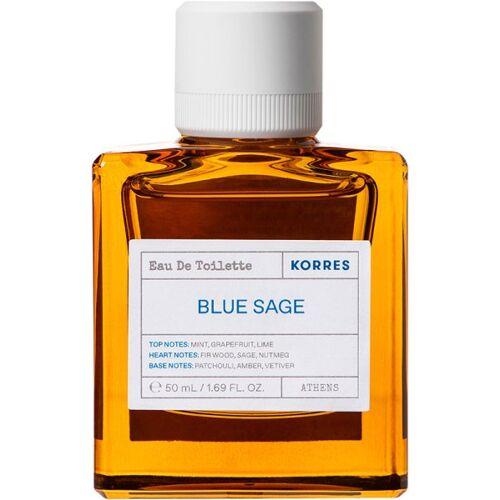 Korres Blue Sage Eau de Toilette (EdT) 50 ml Parfüm