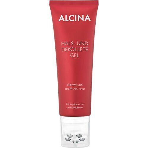Alcina Hals- und Dekolleté Gel 100 ml Dekolletécreme