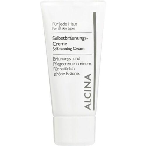 Alcina B Selbstbräunungs-Creme 50 ml Selbstbräunungscreme