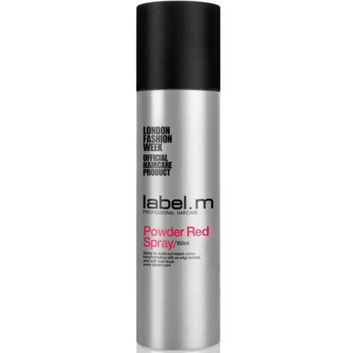 Label.M Powder Red Spray 150 ml Haarfarbe