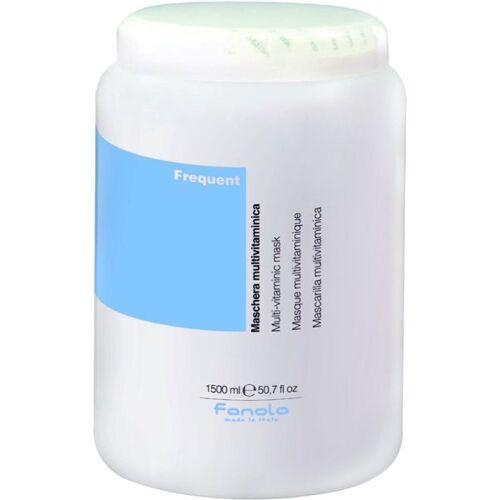 Fanola Frequent Multivitamin Pflegemaske 1500 ml Haarmaske
