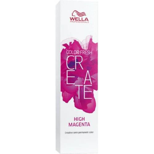 Wella Color Fresh Create 60 ml High Magenta Haarfarbe