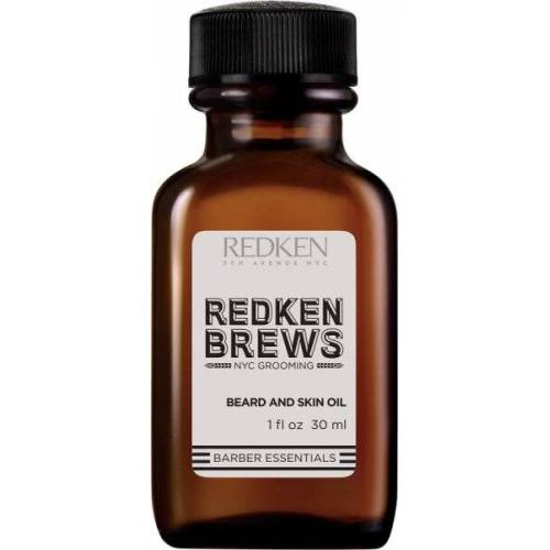 Redken Brews Beard and Skin Oil 30 ml Bartöl